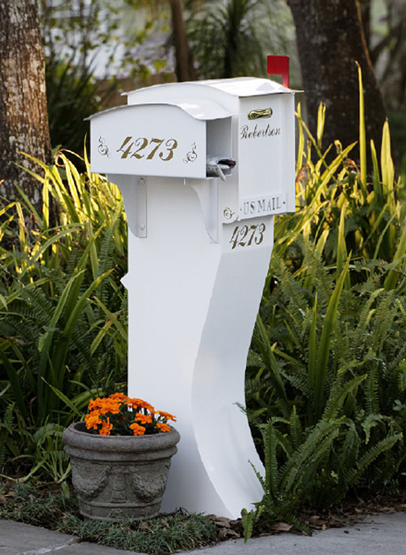 The CurbVault® from Mail Theft Solutions, Inc.